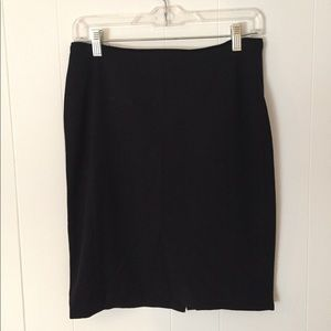 H&M Black Pencil Skirt - Size 8
